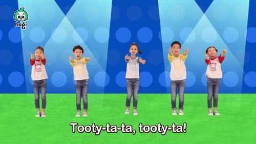 ترانه های کودکانه پبنک فانگ