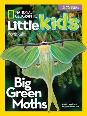 دانلود رایگان مجله نشنال جئوگرافیک کودکان
