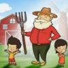 دانلود فایل صوتی ترانه کودکانه اولد مک دونالد (دانلد) هد ا فارم + شعر و ترجمه